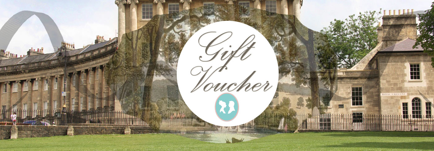 Gift Vouchers for Strictly Jane Austen