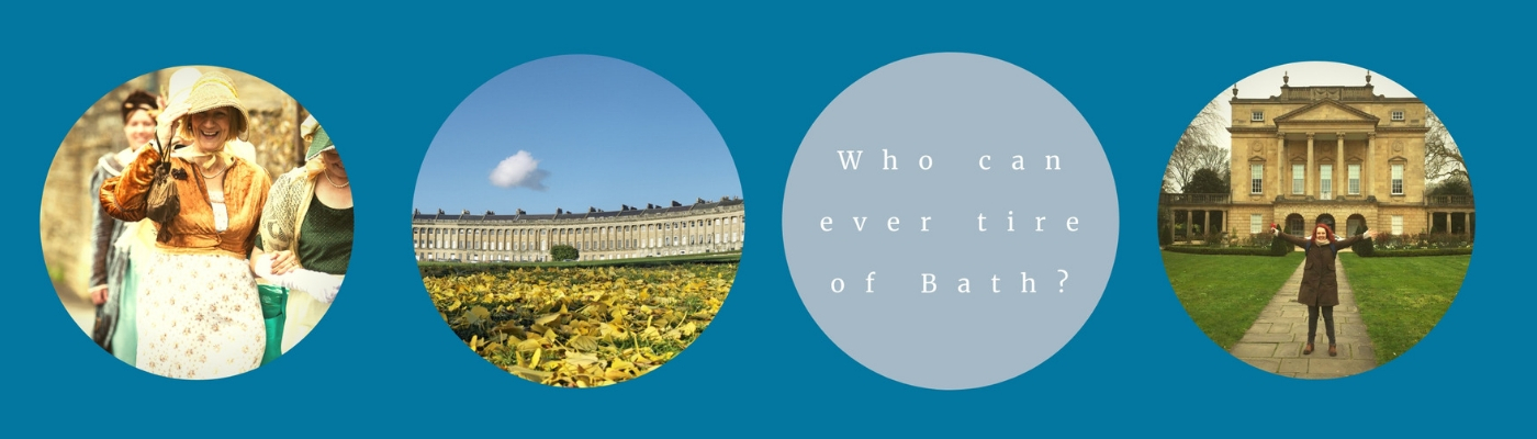 Who can ever tired of Bath?