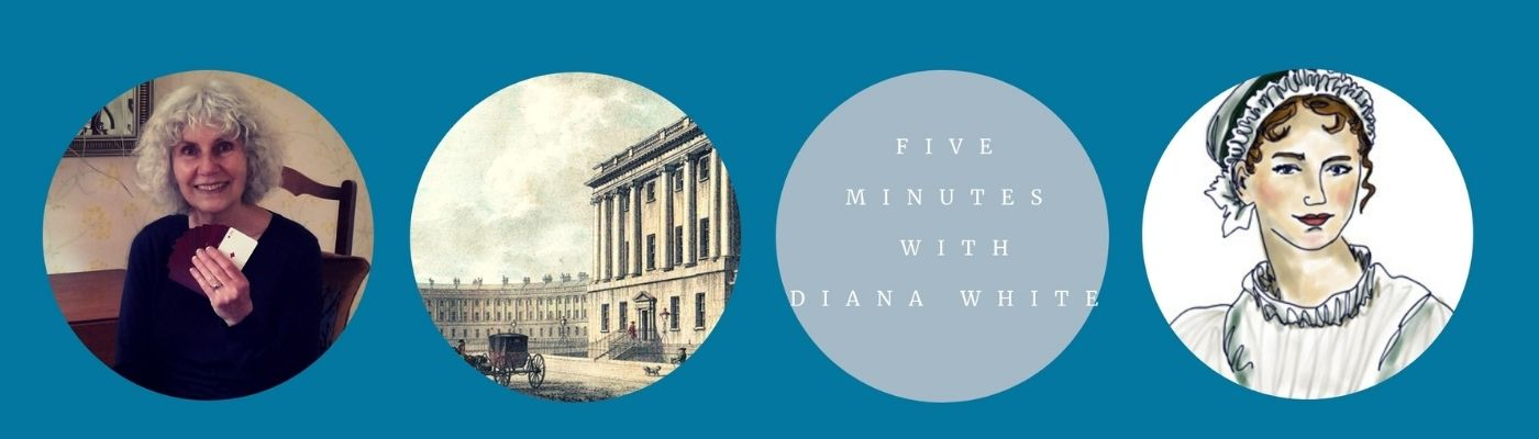 5 minutes with Diana White