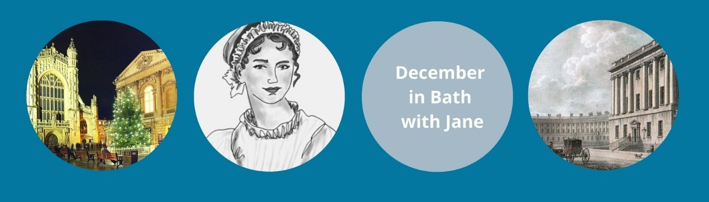 December in Bath with Jane