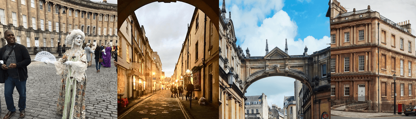 Expert Regency Guided Tour in Bath Learn about Jane Austen