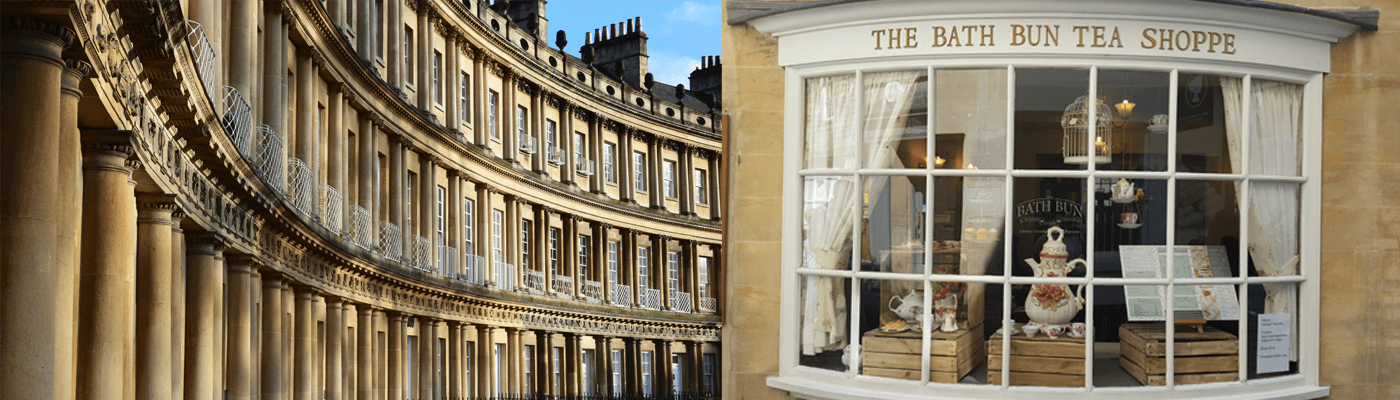 Jane Austen Guided Tour in Bath, England 2020 and 2021