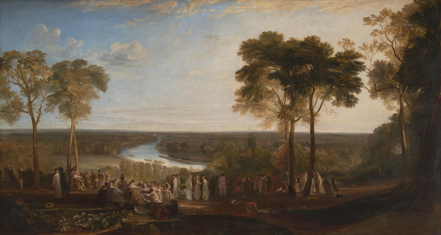 Richmond Hill, JW Turner