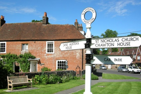 Strictly Jane Austen Chawton Group Travel